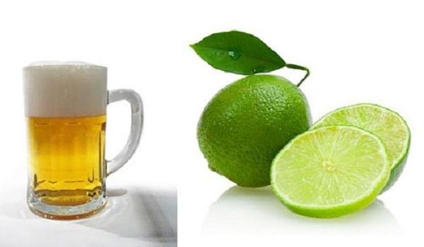 Cách làm trắng da bằng bia 3