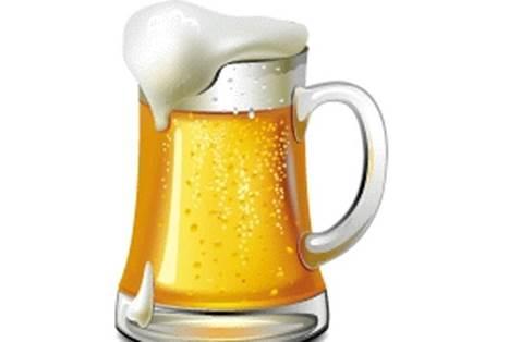 Cách làm trắng da từ bia