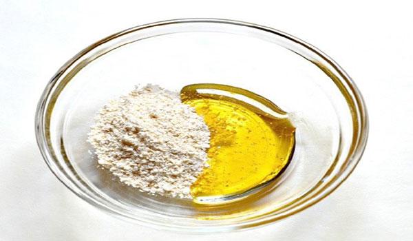 cách làm trắng da bằng dầu oliu