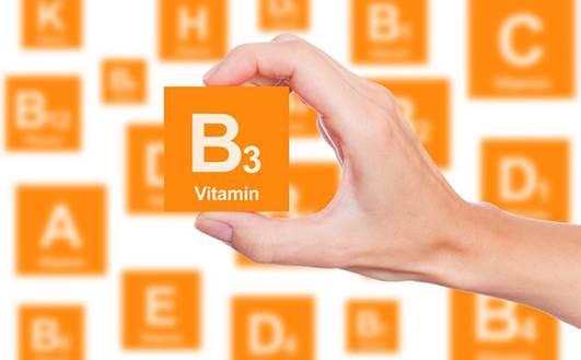 vitamin b3 có tác dụng gì
