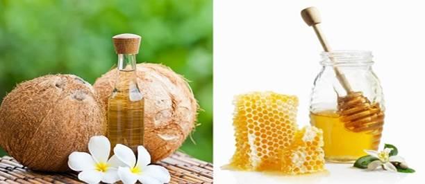 làm trắng da với mật ong